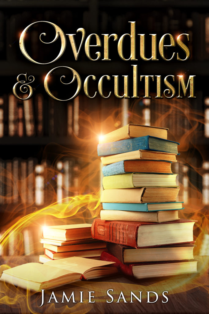 Cover of Overdues and Occultism