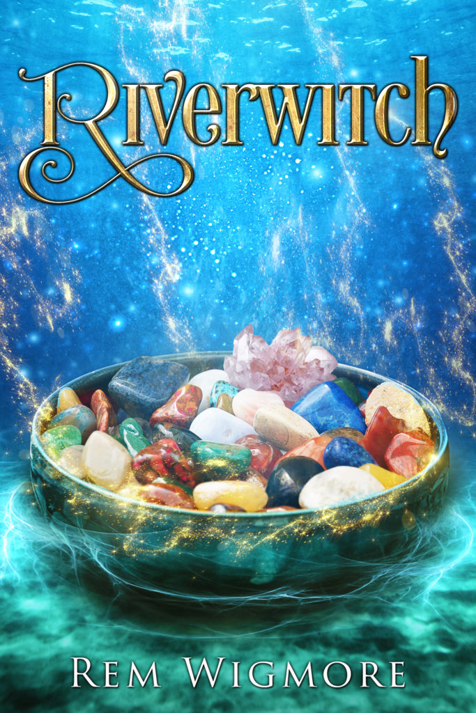 The Cover of Riverwitch